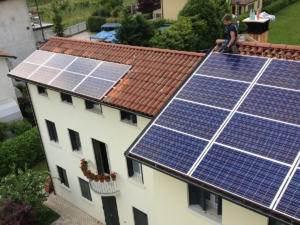 Installazione impianto fotovoltaico Breganze Vicenza