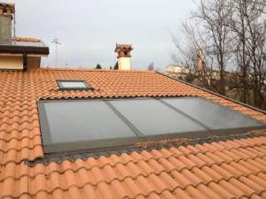 Installazione impianto solare termico Breganze Vicenza